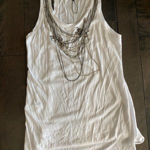 BCBG  Necklace Tank